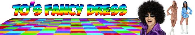 70s Fancy Dress